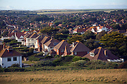 Detached private housing Seaford, East Sussex, England