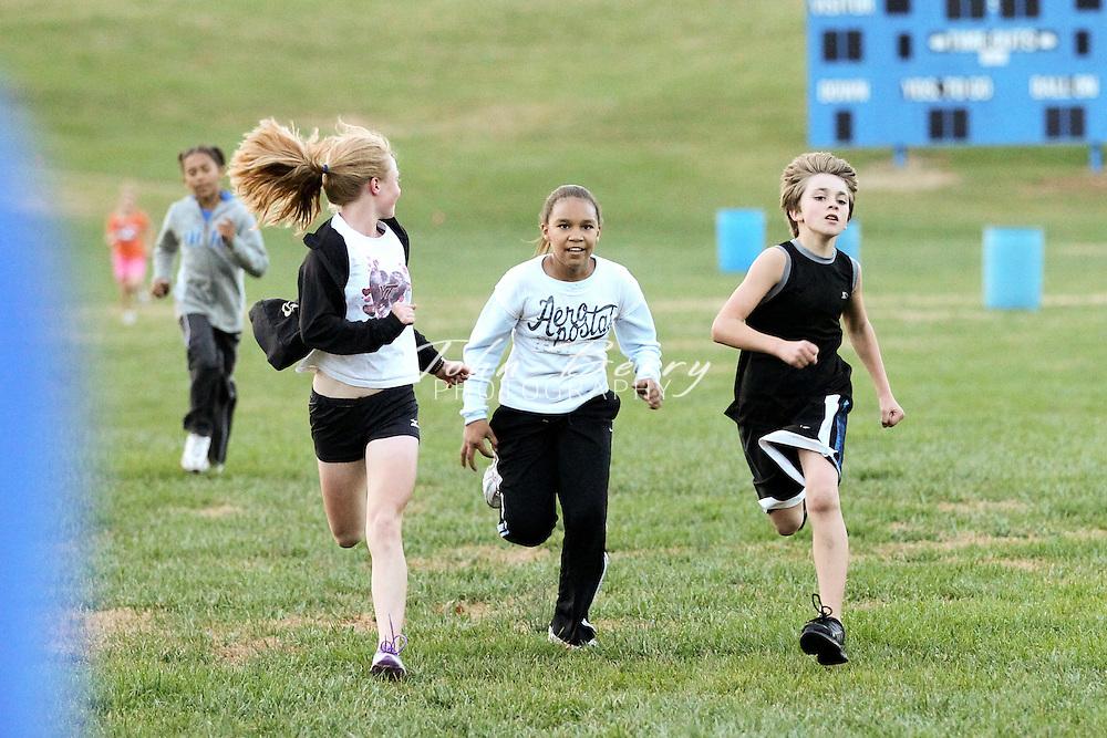 November/10/11:  Fifth Grade Running Club runs 5K at Cross Country Course.