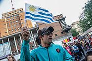 Explanada de la I.M. Venezuela vs Uruguay
