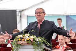 17.06.2017, Felbertauerntunnel Südportal, Matrei in Osttirol, AUT, 50. Jahre Felbertauernstrasse, im Bild BGM. DR Wolfgang Viertler (Mittersill). EXPA Pictures © 2017, PhotoCredit: EXPA/ Johann Groder