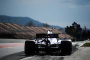 February 26, 2017: Circuit de Catalunya. Antonio Giovinazzi, Sauber F1 development driver