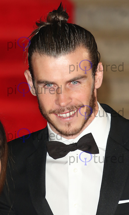 Gareth Bale, Bond: Spectre - World Premiere & Royal Film Performance, Royal Albert Hall, London UK, 26 October 2015, Photo by Richard Goldschmidt