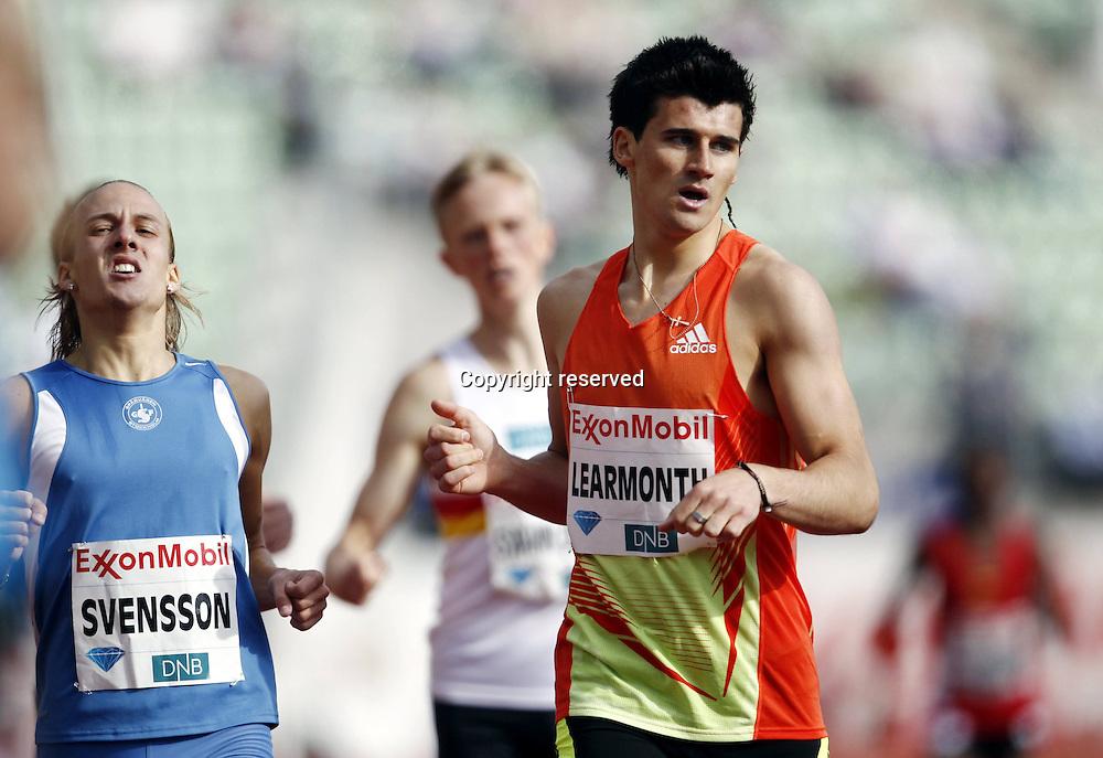 07.06.2012. Paris, France.   Diamond League Bislett Games Guy  GBR 800 m  Athletics Oslo