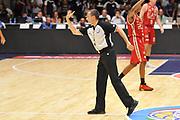 DESCRIZIONE : Sassari Lega Serie A 2014/15 Beko Supercoppa 2014 Finale Olimpia EA7 Emporio Armani Milano - Dinamo Banco di Sardegna Sassari<br /> GIOCATORE : Alessandro Vicino<br /> CATEGORIA : Arbitro Referee Mani<br /> SQUADRA :  AIAP<br /> EVENTO :  Beko Supercoppa 2014 <br /> GARA : Olimpia EA7 Emporio Armani Milano - Dinamo Banco di Sardegna Sassari<br /> DATA : 05/10/2014 <br /> SPORT : Pallacanestro <br /> AUTORE : Agenzia Ciamillo-Castoria/ Luigi Canu<br /> Galleria : Lega Basket A 2014-2015 <br /> Fotonotizia : Sassari Lega Serie A 2014/15 Beko Supercoppa 2014 Finale Olimpia EA7 Emporio Armani Milano - Dinamo Banco di Sardegna Sassari<br /> Predefinita :