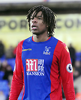 Football - 2016 / 2017 FA Cup - Fourth Round: Crystal Palace vs. Manchester City<br /> <br /> Loic Remy of Crystal Palace at Selhurst Park.<br /> <br /> COLORSPORT/ANDREW COWIE