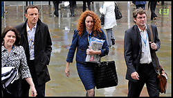 Frederic Michel with Rebekah Brooks, the chief executive of News International and former Sun editor with her Husband Charlie attend the Conservative Party Conference in Manchester, October 2009, Photo by Andrew Parsons/ i-Images