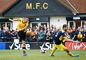 Merstham v Oxford United 051116