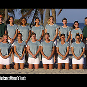 UM Women's Tennis Team Photos 2002-11