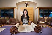 Lauren M.Bat Mitzvah –Congregation Shir Hadash