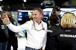 May 13, 2018 - Barcelona, Spain - Motorsports: FIA Formula One World Championship 2018, Grand Prix of Spain, ..Bodo Uebber  (Credit Image: © Hoch Zwei via ZUMA Wire)