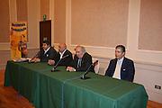 Milano, Palazzo Bovara, Presentazione Giampiero Ticchi Nuovo allenatore Nazionale Femminile