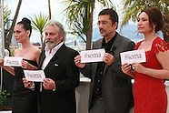 Winter Sleep film photo call Cannes Film Festival