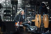 REGINA, SK - MAY 17: The Eagles performs  at Mosaic Stadium on May 17, 2018 in Regina, Canada. (Photo by Marissa Baecker/Shoot the Breeze)