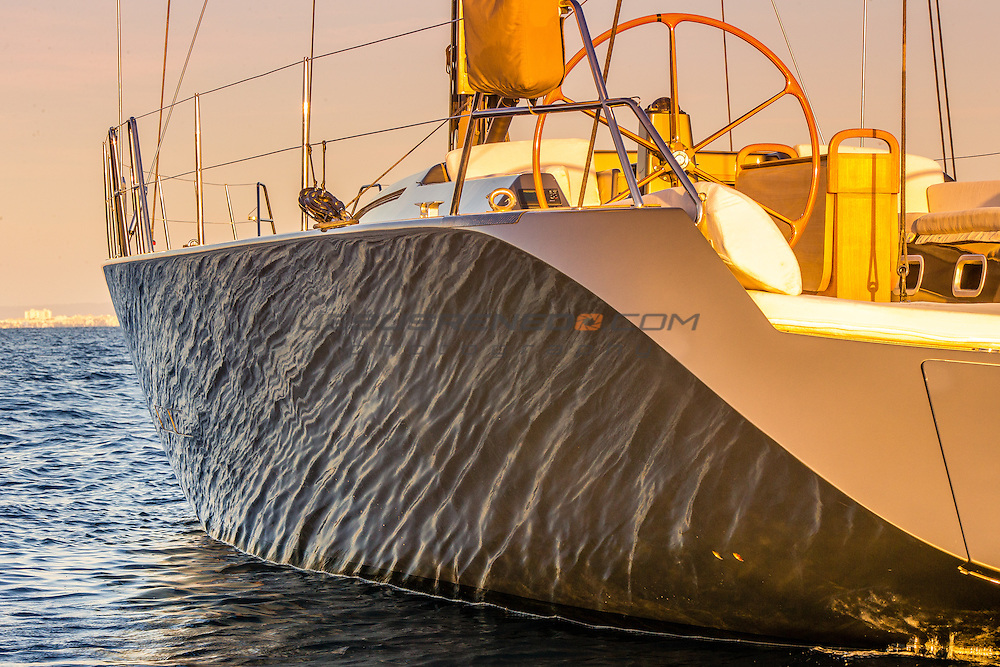 "Wally YAcht ""J One""  Palma de Mallorca, Spain."