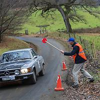 Car 47 Peter Gerber / Werner Leuenberger - Mercedes Benz 350SLC