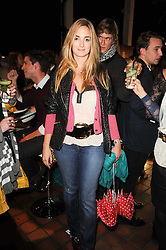 PRINCESS MARIA THURN & TAXIS at the Launch of Peroni Nastro Azzurro Accademia del Film Wrap Party Tour held atThe Boiler House, 152 Brick Lane, London E1 on 25th August 2010.
