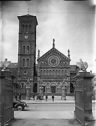 Thurles, Cathedral, Co. Tipperary.30/03/1957