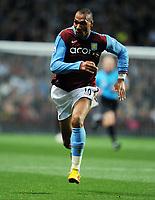 Fotball<br /> England<br /> Foto: Fotosports/Digitalsport<br /> NORWAY ONLY<br /> <br /> John Carew<br /> Aston Villa 2009/10<br /> Aston Villa V Manchester City (1-1) 05/10/09<br /> The Premier League