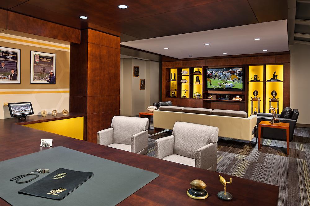 GA Tech Football Offices 04 - Atlanta, GA