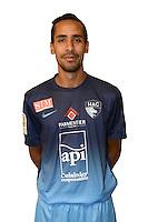 Walid MESLOUB - 04.10.2013 - Photo Officielle - Le Havre -<br /> Photo : Icon Sport