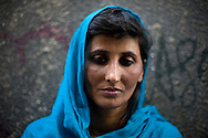 Jamila, mother of Sobia. <br /> Sobia was brutally raped and murdered by a neighbour who went to the same school as her. He couldn't cope with the fact that Sobia and her family refused his marriage proposal and killed her a few alleys away from their homes. He ran away and still has not been found, arrested or officially charged. Karachi, Pakistan, 2011