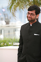 Director Kanu Behl at the photo call for the film Titli at the 67th Cannes Film Festival, Monday 19th May 2014, Cannes, France.
