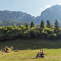 Königstein, Zarnesti, Siebenbürgen, Rumänien, Romania