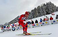 Langrenn , 12. desember 2010, Ski Nordisch - Davos Nordic 2010<br /> <br /> Petter Northug (NOR).<br /> <br /> Norway only