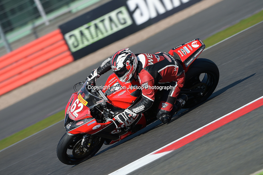 #62 Sam West Water Lane Physio Kawasaki Pirelli National Superstock 1000