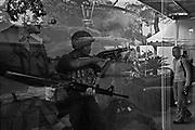 Vietnam, Saigon: War Museum.