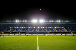 General View inside Goodison Park - Photo mandatory by-line: Rogan Thomson/JMP - 07966 386802 - 03/12/2014 - SPORT - FOOTBALL - Liverpool, England - Goodison Park - Everton v Hull City - Barclays Premier League.