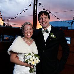 Lyscha + David wedding preview
