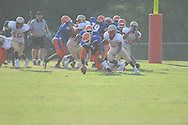 Lafayette High vs. Southaven in high school football action at LHS in Oxford, Miss. on Friday, August 12, 2011.