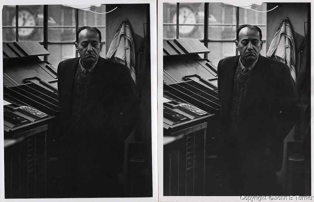 John B Turner's early photographs