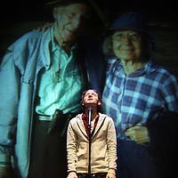 Nederland, Leiden ,13 februari 2010..Voorrondes van het Leids Cabaret Festival 2010..op de foto Publieksprijswinnaar Emilio Guzman..Foto:Jean-Pierre Jans