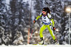 March 8, 2019 - –Stersund, Sweden - 190308 Ana Larisa Cotrus of Romania competes in the Women's 7.5 KM sprint during the IBU World Championships Biathlon on March 8, 2019 in Östersund..Photo: Johan Axelsson / BILDBYRÃ…N / Cop 245 (Credit Image: © Johan Axelsson/Bildbyran via ZUMA Press)