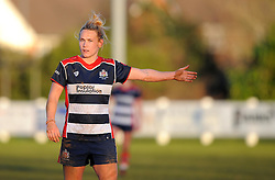 Meg Jones of Bristol Ladies - Mandatory by-line: Paul Knight/JMP - 04/12/2016 - RUGBY - Cleve RFC - Bristol, England - Bristol Ladies v Worcester Valkyries - RFU Women's Premiership