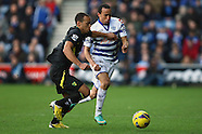 Queens Park Rangers v Norwich City 020213