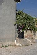 Village Locals Sille Central Anatolia Turkey