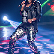 NLD/Amsterdam/20131129 - The Voice of Holland 2013, 3de show, Cheyenne Toney