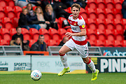 Kieran Sadlier Of Doncaster Rovers during the EFL Sky Bet League 1 match between Doncaster Rovers and Bristol Rovers at the Keepmoat Stadium, Doncaster, England on 19 October 2019.