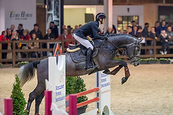 De Maertelaere Cedric, BEL, Cornetico van't Hooghof Z<br /> Pavo Hengstencompetitie<br /> Azelhof Lier 2020<br /> © Hippo Foto - Dirk Caremans