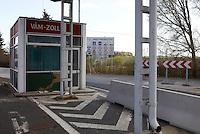 Grenzübergang Schachendorf Bucsu
