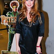 NLD/Amsterdam/20130214 - Premiere musical Peter Pan, Fabienne de Vries