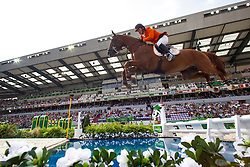 Gerco Schroder, (NED), Glocks London NOP - World Champions, - Second Round Team Competition - Alltech FEI World Equestrian Games™ 2014 - Normandy, France.<br /> © Hippo Foto Team - Leanjo De Koster<br /> 25/06/14