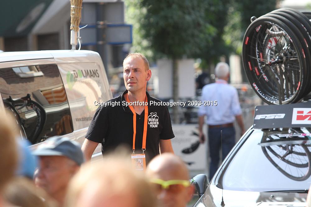 29-08-2017: Wielrennen: Boels Ladies Tour: Wageningen: Thijs Rondhuis