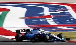 November 2, 2019, Austin, United States of America: Motorsports: FIA Formula One World Championship 2019, Grand Prix of United States, .#63 George Russell (GBR, ROKiT Williams Racing) (Credit Image: © Hoch Zwei via ZUMA Wire)