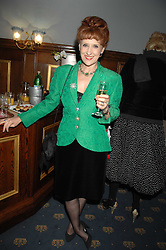Actress ANITA DOBSON at a gala evening preview of Edward Albee's The Lady from Dubuque in aid of Masterclass at The Theatre Royal, Haymarket, London on 19th March 2007<br /><br />NON EXCLUSIVE - WORLD RIGHTS