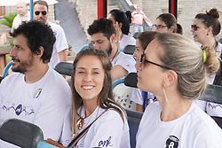 Na manhã desta terça-feira, 12/12/18 o Prefeito Nelson Marchezan júnior recebeu o ex-governador e ex-prefeito Olívio Dutra. Entre uma conversa e outra, surgiu a questão financeira da Capital. FOTO: Joel Vargas/ PMPA