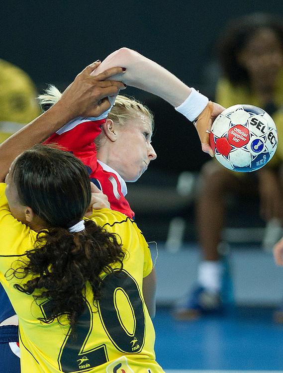 London Handball Cup - Great Bitain vs Angola -  Lynn McCafferty (GB)